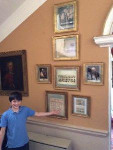 Newbridge House tour