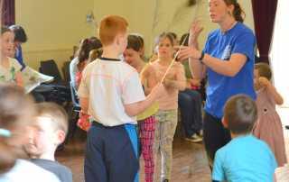 Circus skills '16
